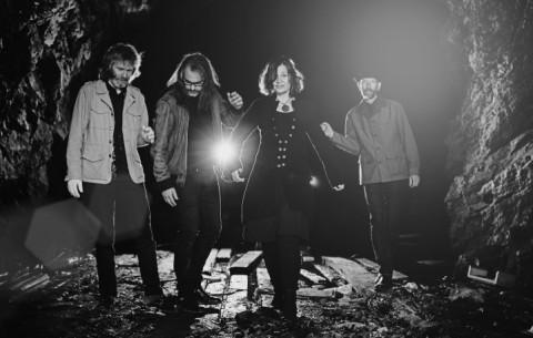 "Il progetto Bol&Snah è formato da Hans Magnus ""Snah"" Ryan, Tone Åse, Ståle Storløkken e Tor Haugerud - Foto di Geir Mogen"