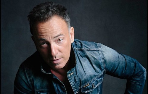 Bruce Springsteen, 66 anni - Foto Stampa