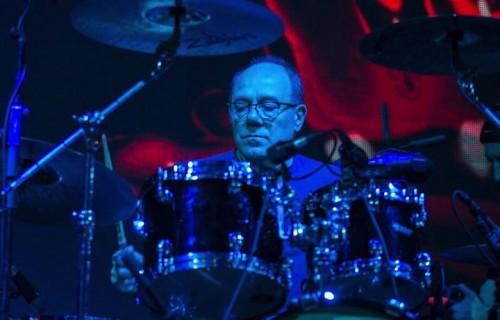 Carlo Verdone alla batteria