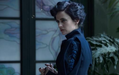 Eva Green in Miss Peregrine - La casa dei ragazzi speciali
