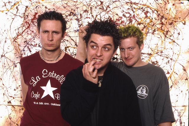 I Green Day nei primi anni '90, foto Robert Knight Archive/Redferns