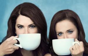 """Uno dei nuovi poster di """"Gilmore Girls: A Day in the Life"""" in uscita il 25 novembre su Netflix"""