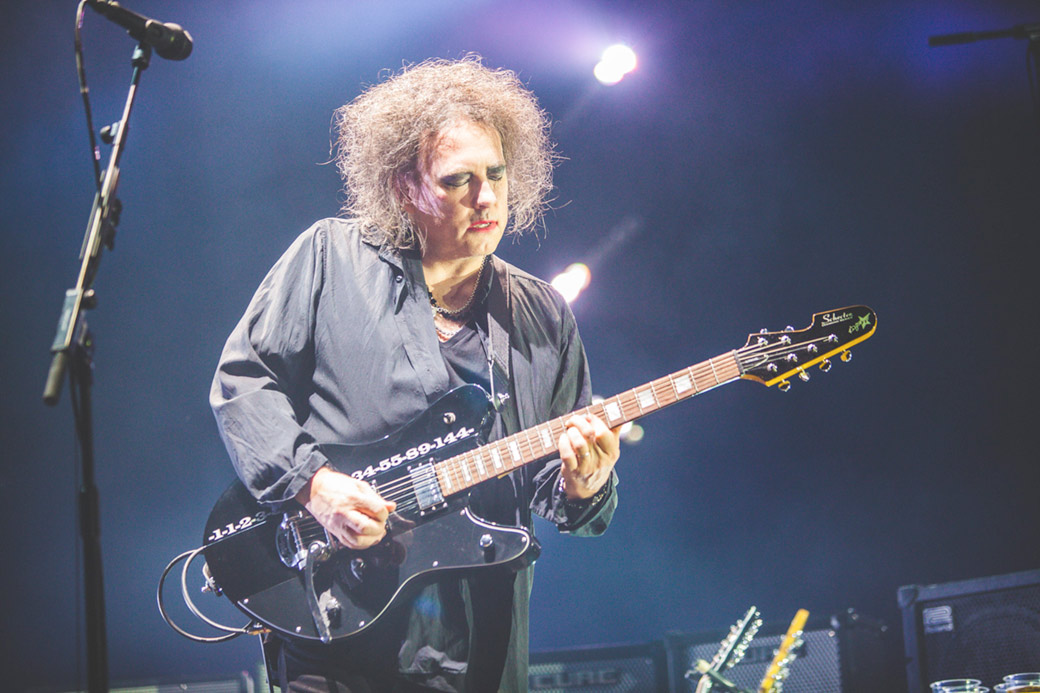 The Cure, Roma, Palalottomatica, Roma, live, concerto, foto, gallery, Kimberley Ross