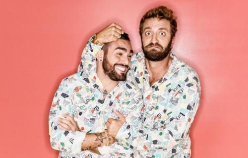 """Stefano Corti e Alessandro Onnis formano un duo ben rodato al lavoro sui servizi de """"Le Iene"""" e pronto al debutto con """"Last Cost"""" su MTV"""