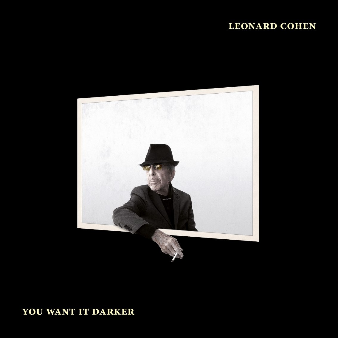 You Want It Darker - Leonard Cohen
