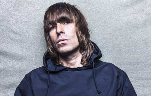 Liam Gallagher, foto via Facebook