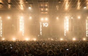Torna il Movement, il festival internazionale di musica elettronica