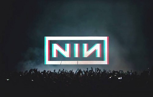 Nine Inch Nails, foto via Facebook