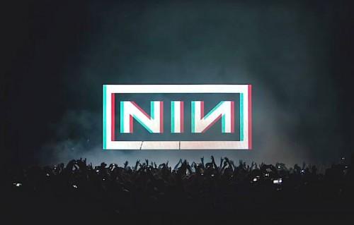 Nine Inch Nails, foto via Facebook