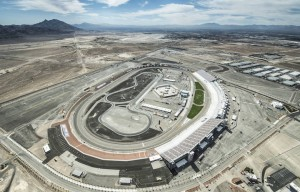 Venue seen prior the final stage of the Red Bull Air Race World Championship at the Las Vegas Motor Speedway in Las Vegas, United States on October 13, 2016. // Predrag Vuckovic/Red Bull Content Pool // P-20161014-00003 // Usage for editorial use only // Please go to www.redbullcontentpool.com for further information. //
