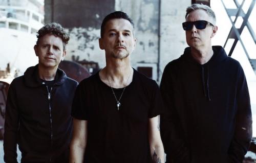 """I Depeche Mode si sono formati nel 1980. """"Spirit"""" sarà il loro 24esimo album in studio. Foto: Anton Corbijn"""