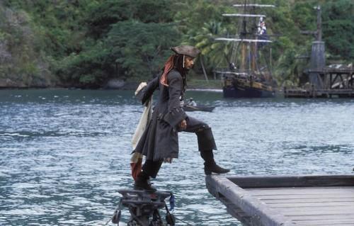 Pirati dei Caraibi. Foto via Facebook