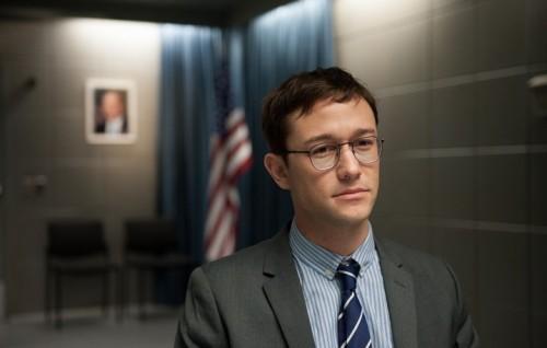 Joseph Gordon-Levitt a.k.a. Snowden