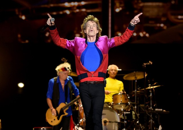 The Rolling Stones Desert Trip 2016 - Foto Via Facebook