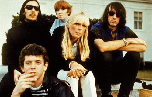 The Velvet Underground & Nico, foto via Facebook