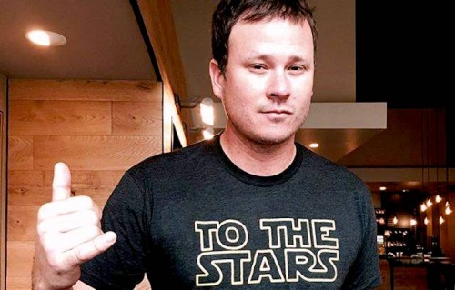 Tom DeLonge, foto via Facebook