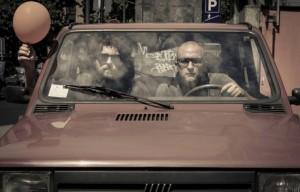 Gli Zivago sono Lorenzo Parisini e Andrea Zonescuti - Foto via Facebook