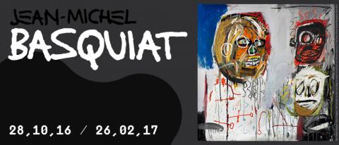 """Come ogni artista """"maledetto"""" Jean-Michel Basquiat, scomparso nel 1988 a soli 27 anni"""