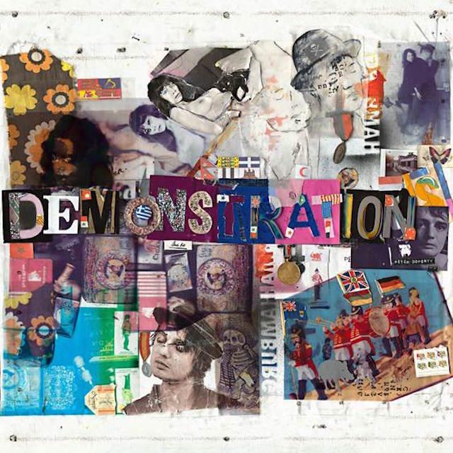 Pete Doherty, copertina Demonstration
