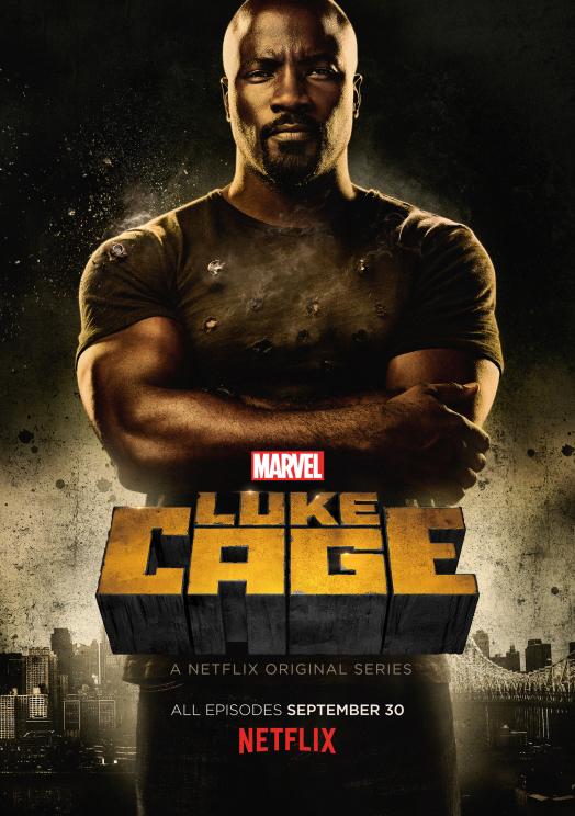 Luke Cage - Cheo Hodari Coker