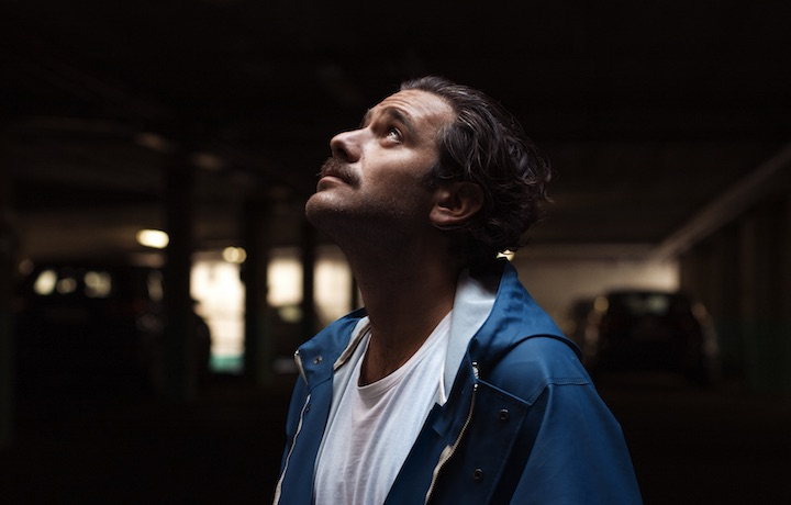 Tommaso Paradiso dei Thegiornalisti, foto di Alessandro Treves