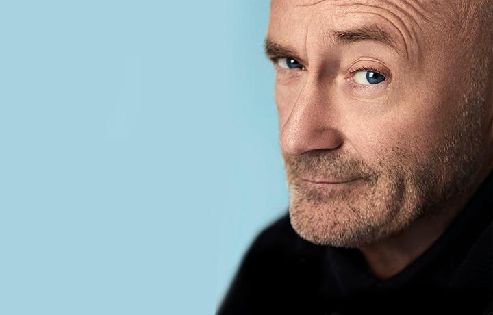 Phil Collins è nato a Londra il 30 dicembre 1951, foto via Facebook