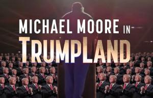 Michael Moore ha presentato a sorpresa un film sulle presidenziali