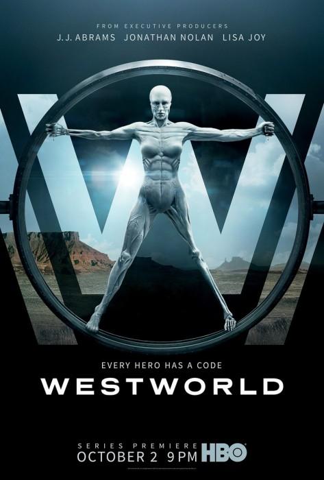 Westworld - Jonathan Nolan, Lisa Joy