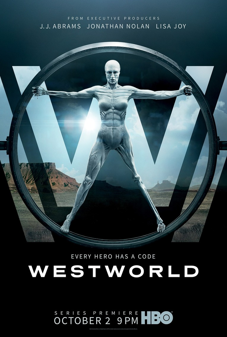 Westworld - Jonathan Nolan, Lisa Joy