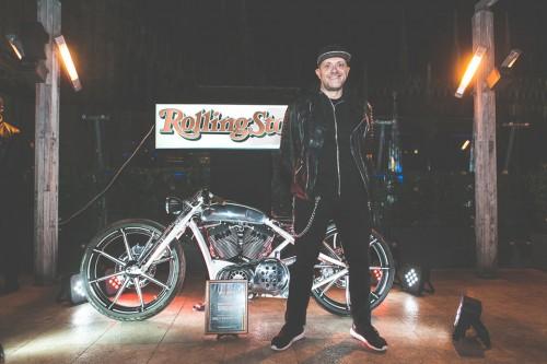 Love to Ride, La Rinascente, EICMA, foto, gallery, Max Pezzali, MV Agusta,