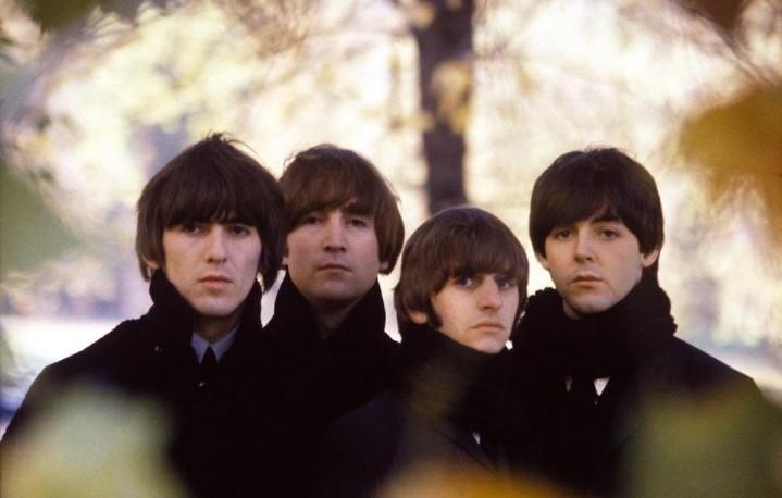 Beatles, foto da profilo Facebook ufficiale