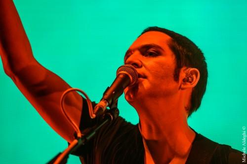 Brian Molko, foto di Michele Aldeghi