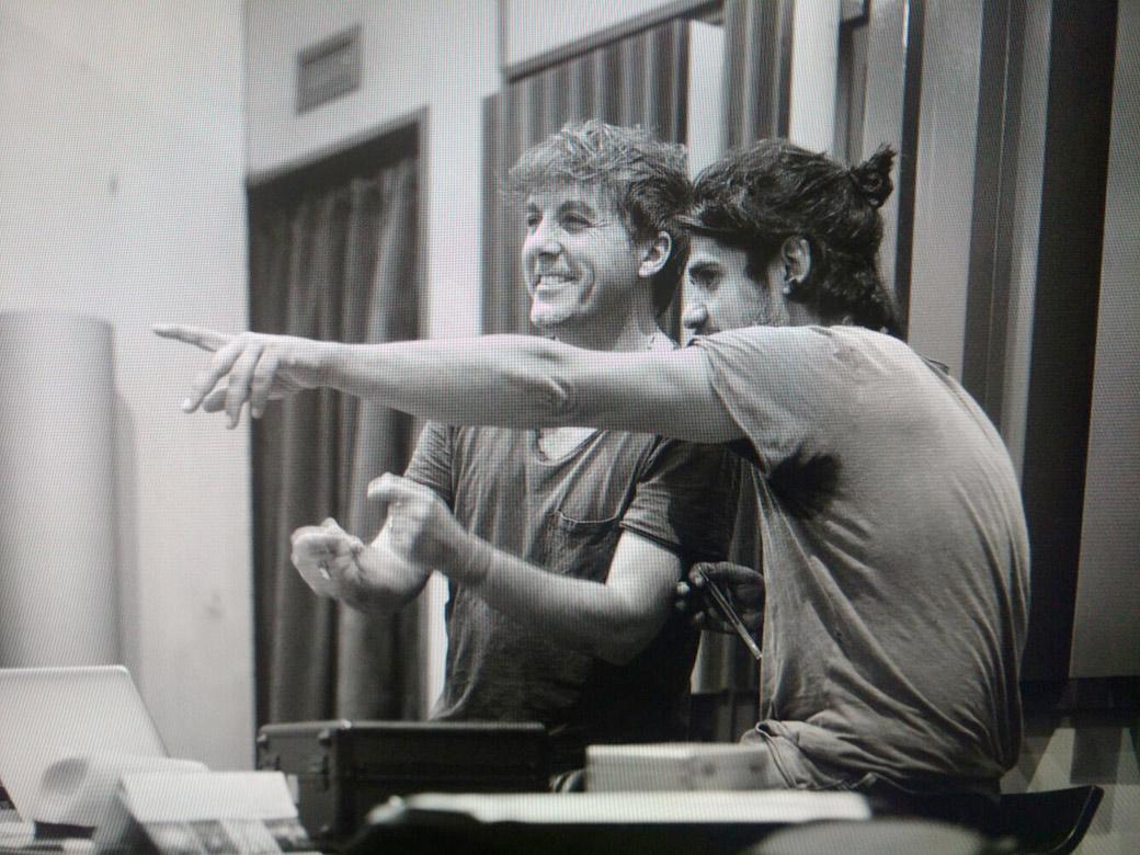 Mannarino, Backstage, foto, gallery