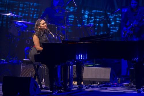 Norah Jones, Milano, Teatro degli Arcimboldi, foto, live, concerto, gallery, Ikka Mirabelli