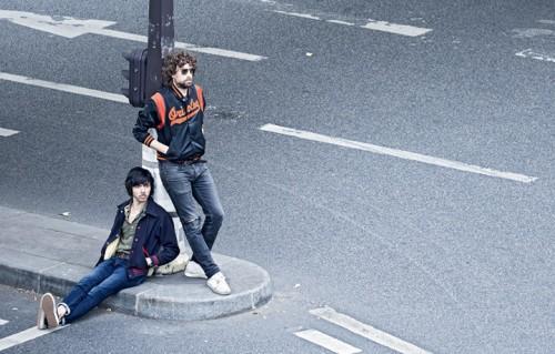 I Justice a Parigi fotografati per Rolling da Fabien Breuil