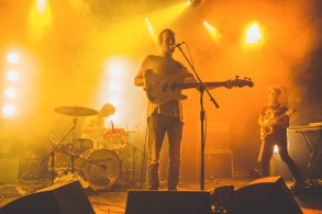 Joyfultalk, Preoccupations, foto, live, gallery, Kimberley Ross, Teatro Quirinetta, Roma,