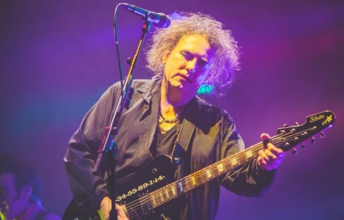 The Cure a Roma - Foto Kimberley Ross