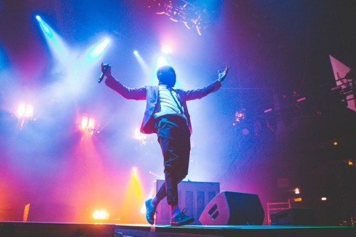 Stressed Out, Twenty One Pilots, live, concerto, Forum di Assago, foto, gallery, Kimberley Ross,