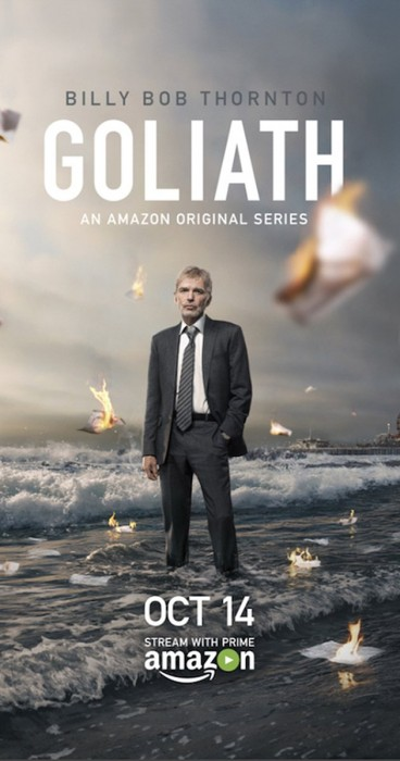 Goliath - David E. Kelley, Jonathan Shapiro