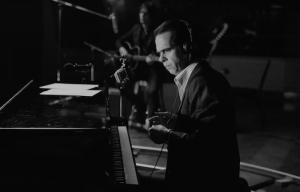 Nick Cave nel video di Magneto