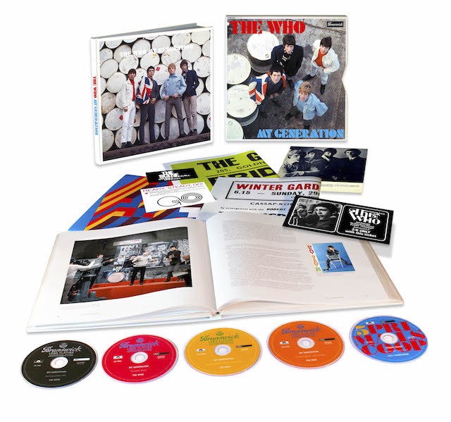 The Who My Generation Super Deluxe 3D Product Shot