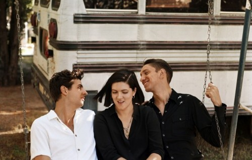 The XX - Foto di Alasdair McLellan