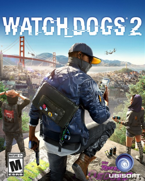 Watch Dogs 2 - Colin Graham