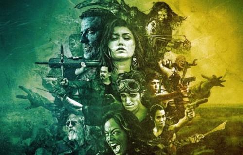 """La nuova stagione di """"Z Nation"""", da mercoledì 16 alle 21, in prima visione assoluta per l'Italia"""