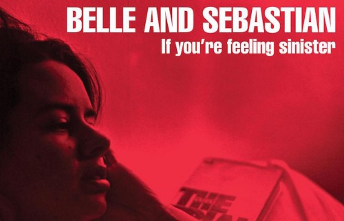 La copertina di If You're Feeling Sinister dei Belle and Sebastian, 1996