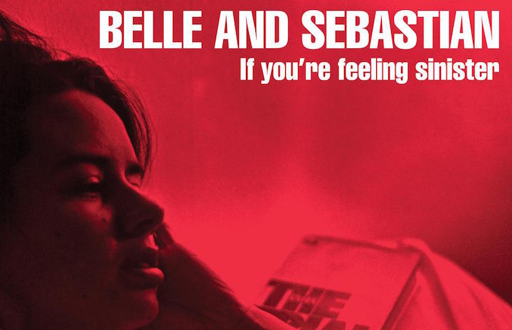 La copertina di If You're Feeling Sinister dei Belle and Sebastian, 1996
