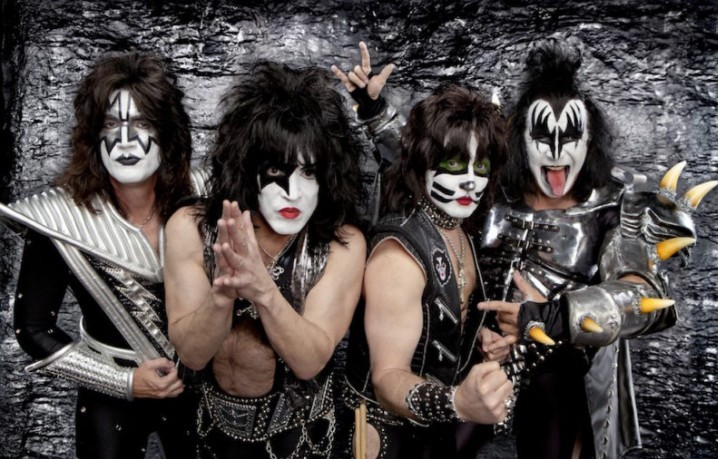 I Kiss tornano in tour in Europa