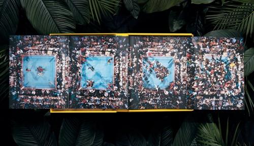 The Fight, Taschen, George Foreman, Muhammad Ali, Neil Leifer, Howard Bingham, foto, gallery, Norman Mailer,