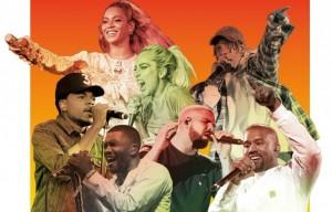 Beyoncé, Drake, Frank Ocean, Kanye West e la guerra di esclusive