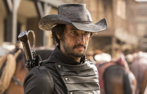 Rodrigo Santoro in Westworld